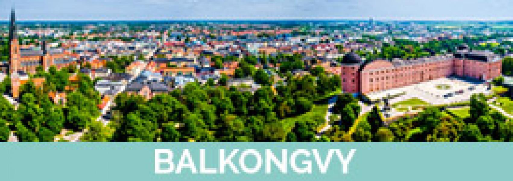 BALKONGVY